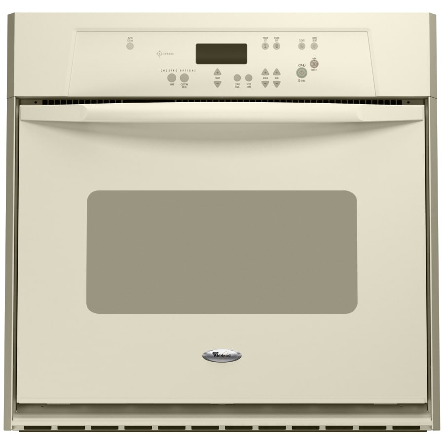 Shop Whirlpool 24 Inch Single Electric Wall Oven Color