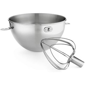 KitchenAid Stand Mixer Stainless Steel Bowl