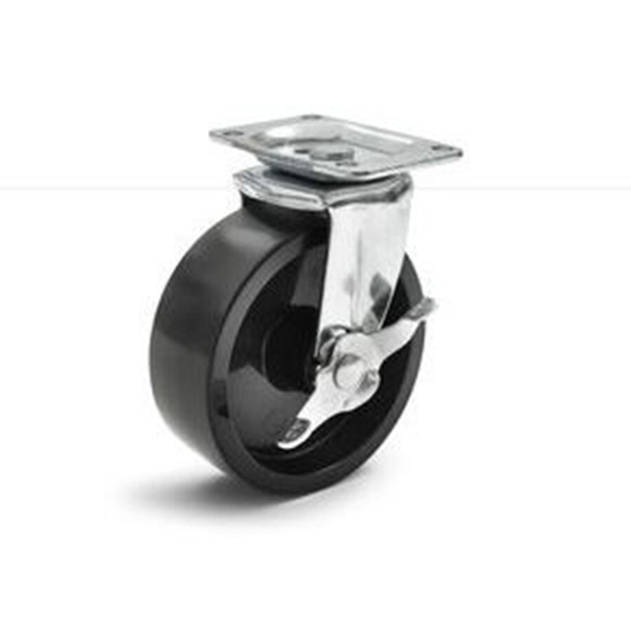 Gladiator Ready-To-Assemble 4-Pack 5-in Plastic Swivel Caster