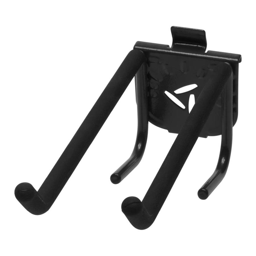 Gladiator Tool Hook 10.5-in Black Steel Multi-tool Hanger  sc 1 st  Loweu0027s & Shop Garage Storage Hooks at Lowes.com
