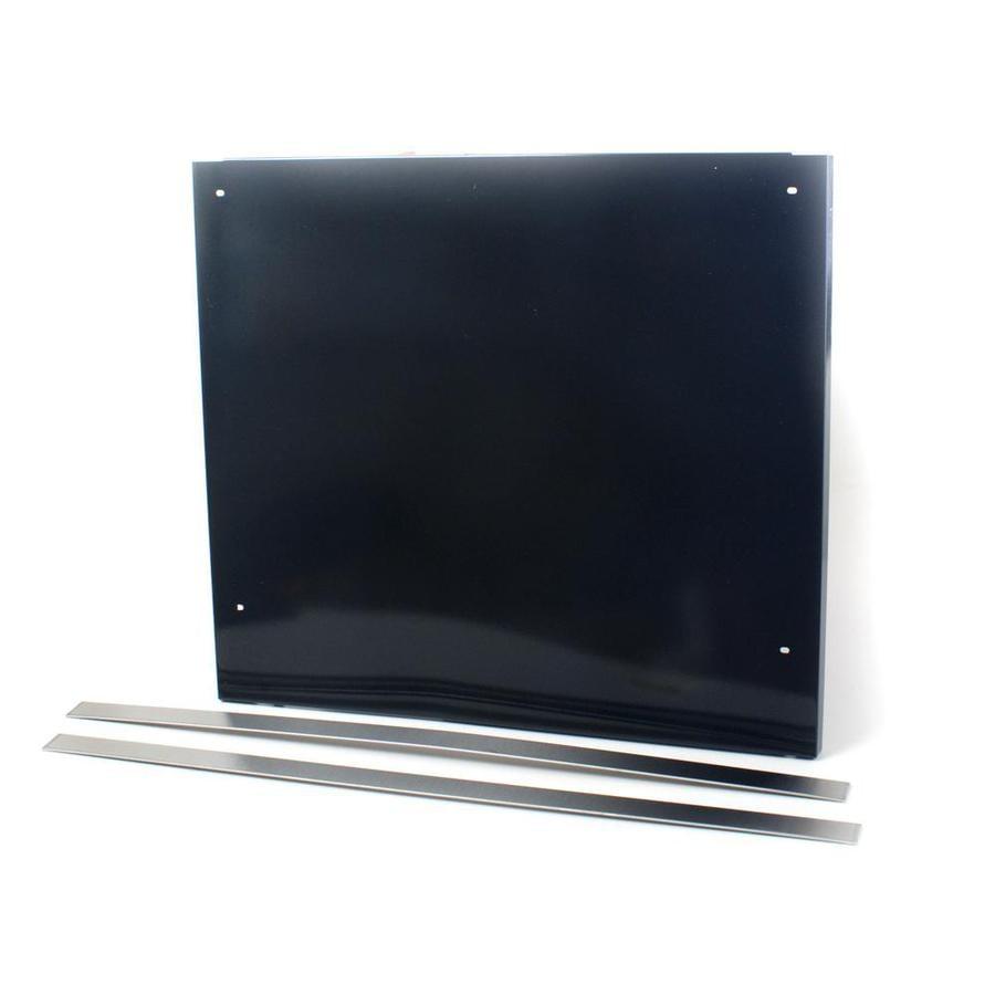 Stainless Steel Dishwasher Panel Kit Shop Stainless Steel Dishwasher Trim Kit At Lowescom
