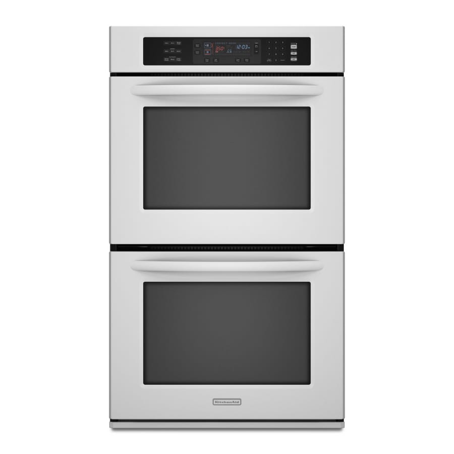 KitchenAid® 30 Inch Built In Microwave Combination Oven (Color: Stainless)
