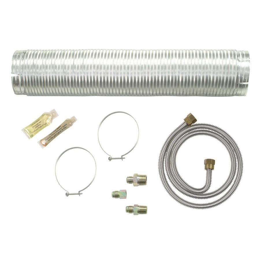Whirlpool Indoor Hook-Up and Outdoor Exhaust Dryer Vent Kit