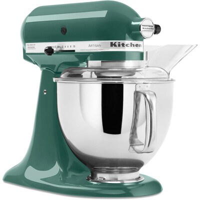 Artisan Series 5-Quart 10-Speed Bay Leaf Countertop Stand Mixer