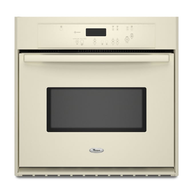 Whirlpool 30-Inch Single Electric Wall Oven (Color: Bisque ...