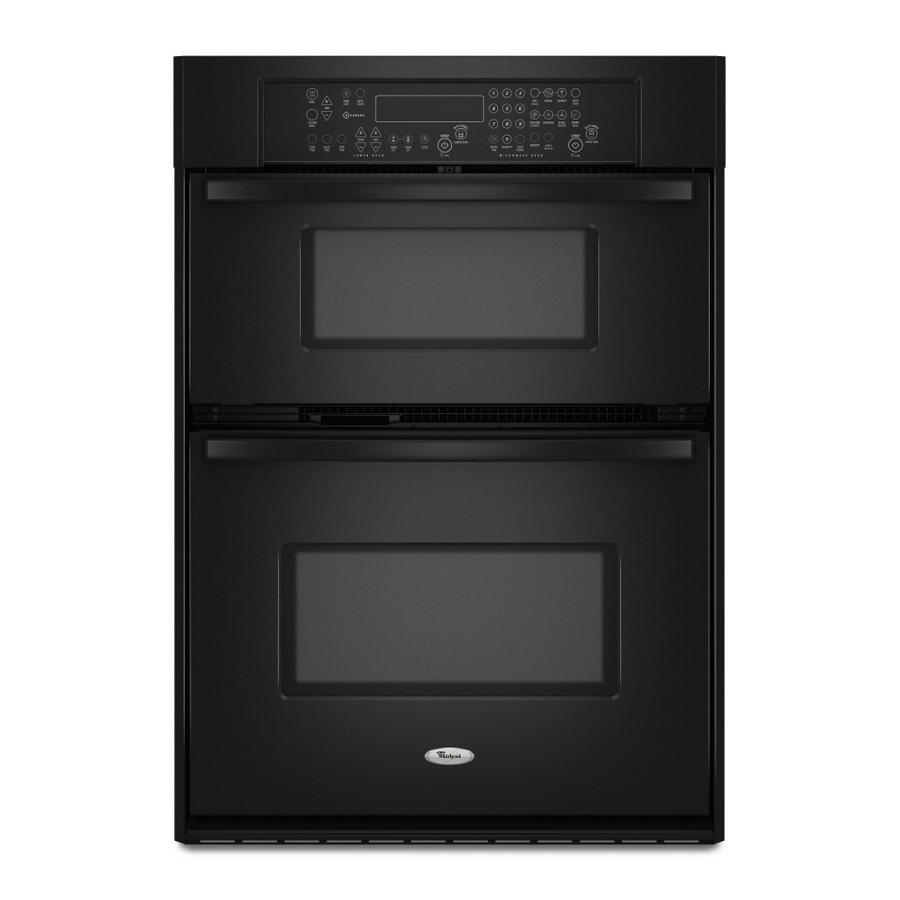 Whirlpool Wall Oven Microwave Combo: Whirlpool 26.34-Inch Microwave Wall Oven Combo (Color