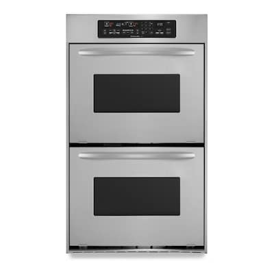 Kitchenaid Architect Convection Double Electric Wall Oven