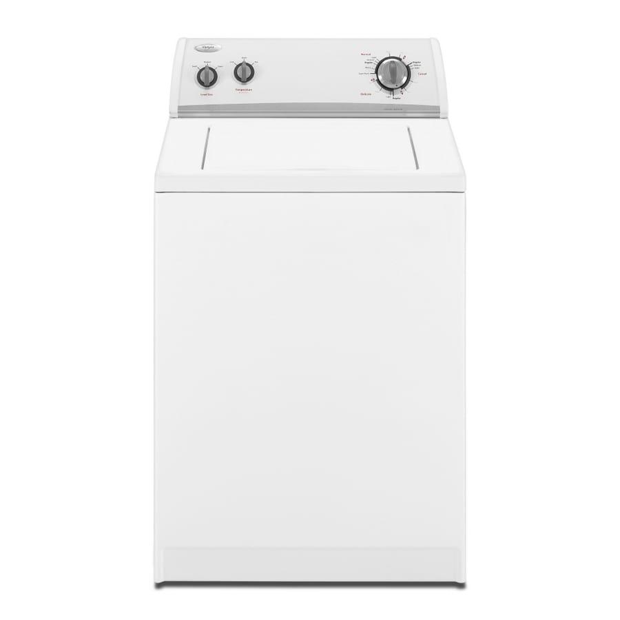 whirlpool 32 cu ft topload washer white