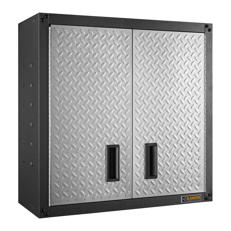 "Shop Gladiator 28""H X 28""W X 12""D Metal Garage Cabinet At"