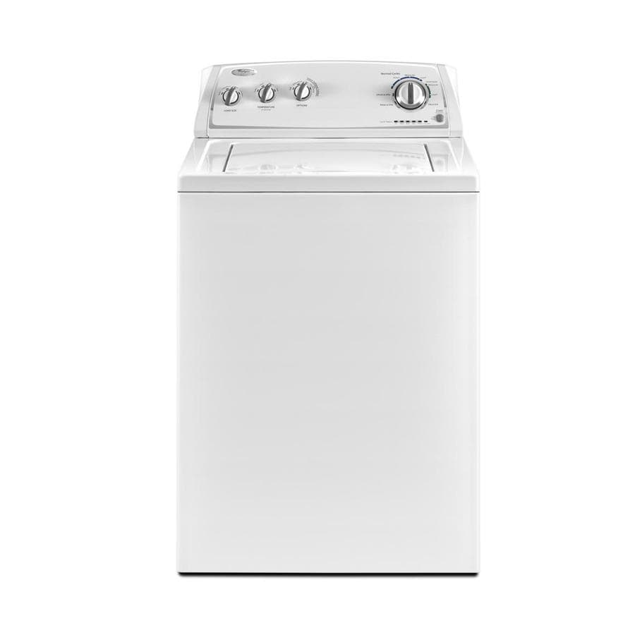 Whirlpool 34 Cu Ft Top Load Washer White At Electrical Wiring Diagram