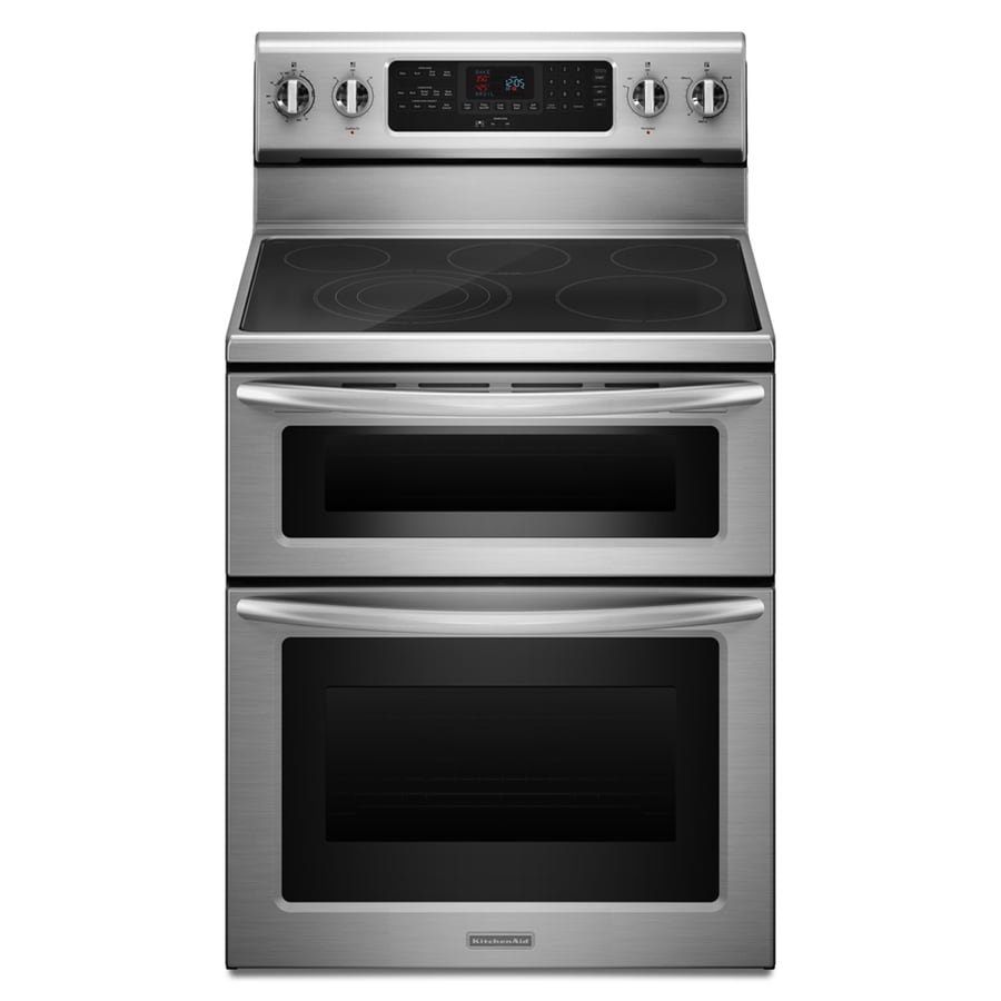 Great KitchenAid Architect II 30 In Smooth Surface 5 Element 4.2 Cu Ft/