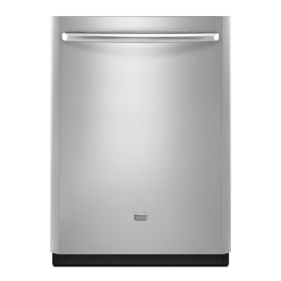 Maytag 23.875-Inch Built-In Dishwasher (Color: Stainless-Look) ENERGY STAR