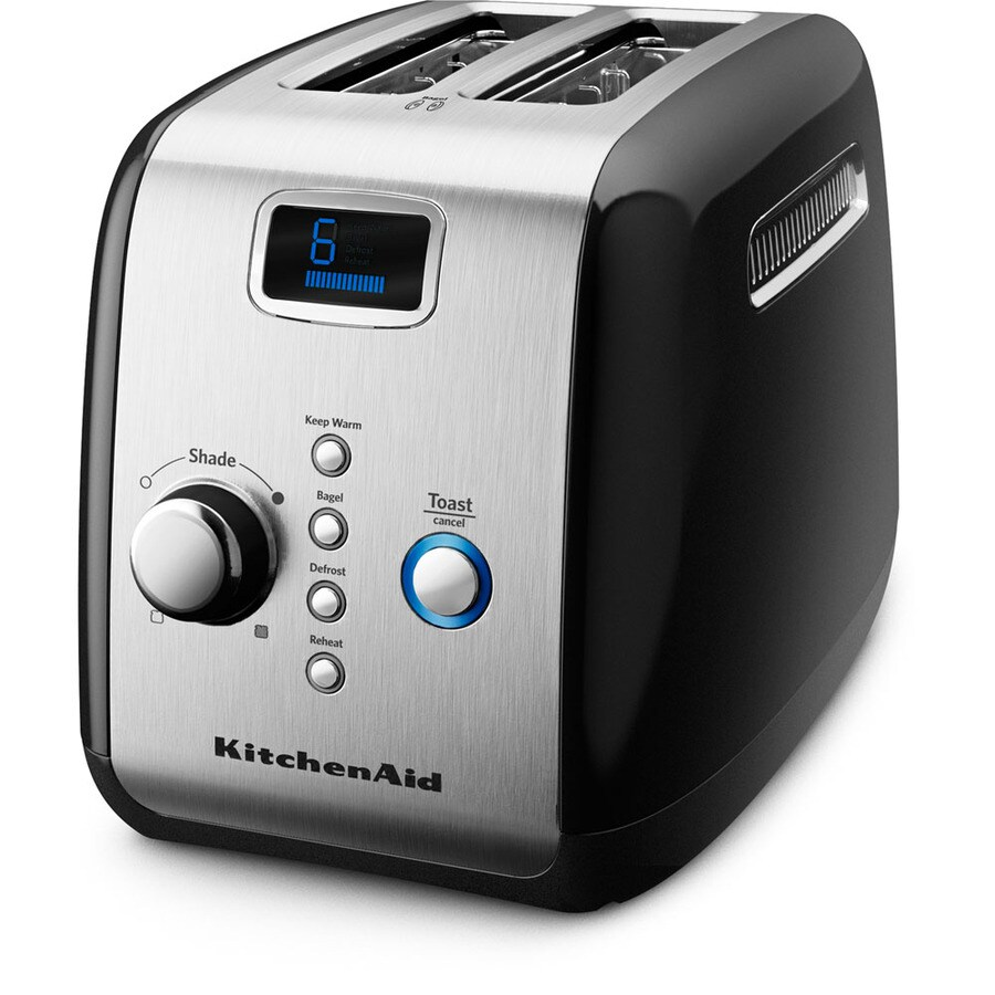 KitchenAid 2-Slice Metal Toaster