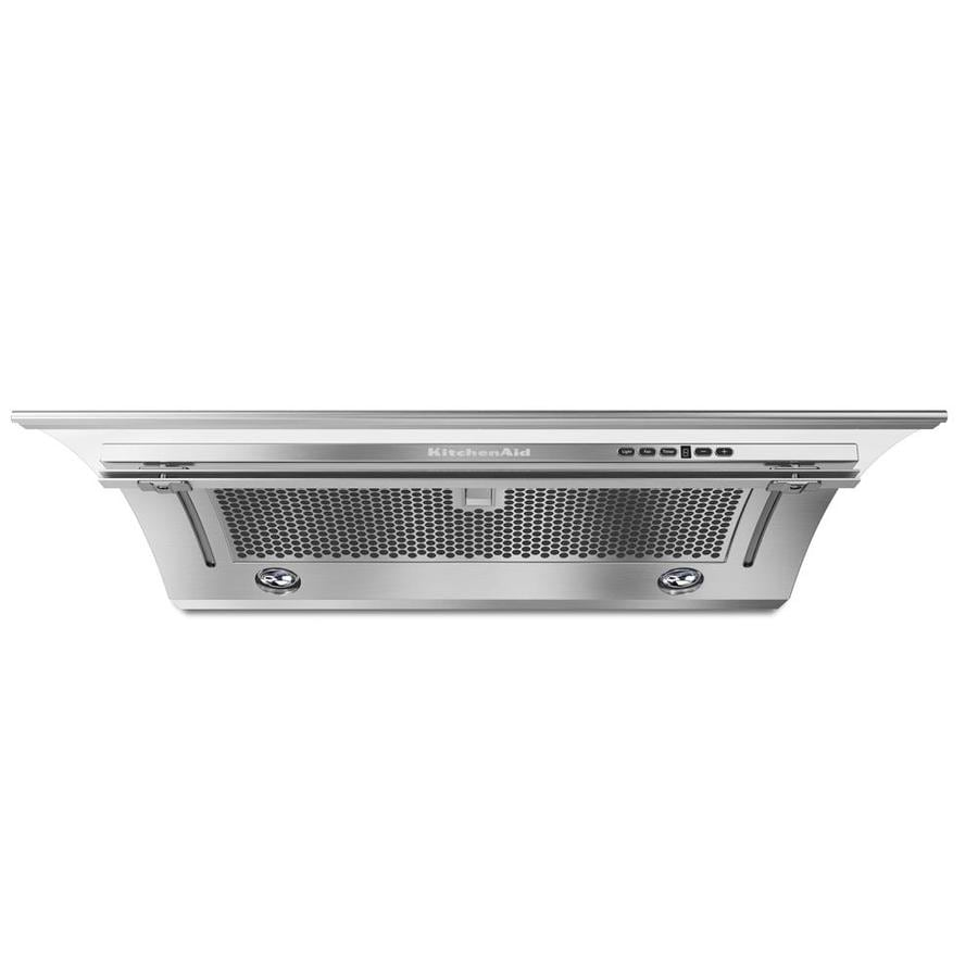 KitchenAid Undercabinet Range Hood (Stainless Steel) (Common: 30-in; Actual: 30-in)