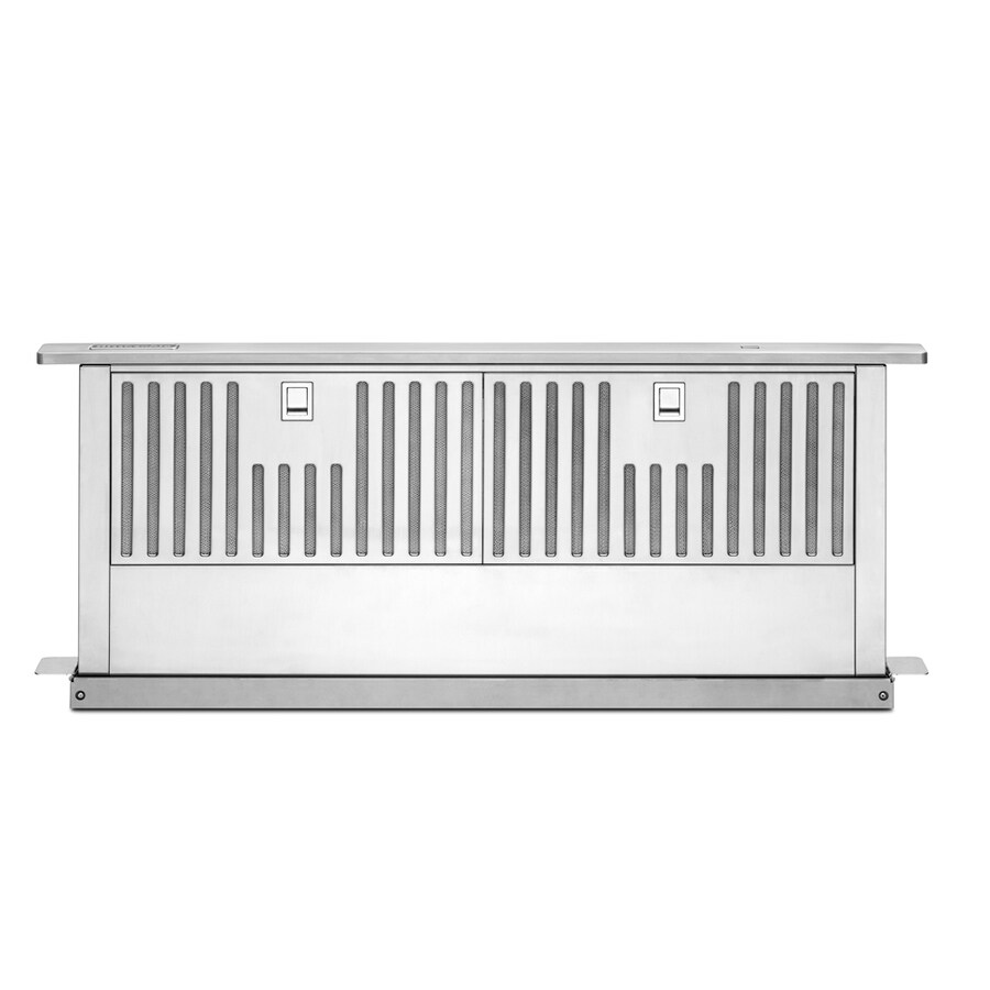 KitchenAid 36 In Downdraft Range Hood (Stainless Steel)