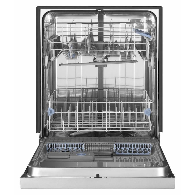 """Whirlpool Gold 24"""" Built-In Dishwasher (Stainless Steel"""