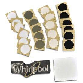 3bd9d54fcf9 Whirlpool Door Reversal Kit for Top Mount Refrigerator