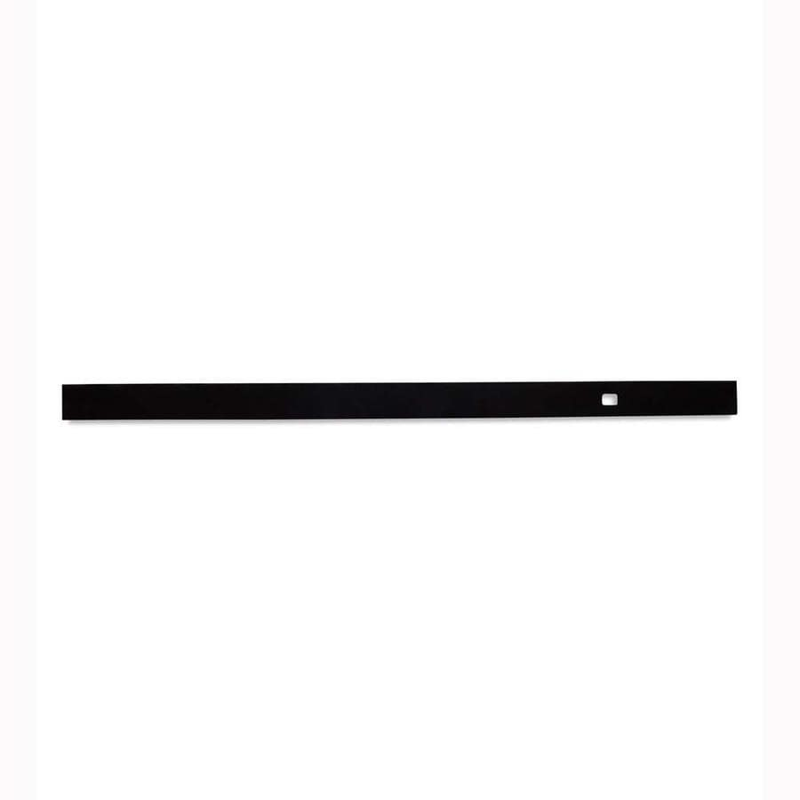 Whirlpool Downdraft Range Hood Trim (Black)