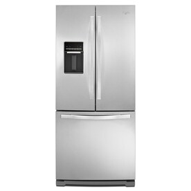 Shop French Door Refrigerators At Lowes Com