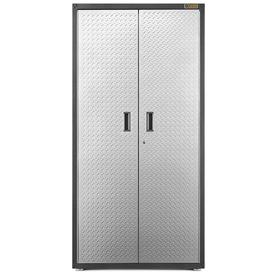 Gladiator 36-in W x 72-in H x 18-in D Steel  sc 1 st  Loweu0027s & Shop Garage Cabinets u0026 Storage Systems at Lowes.com
