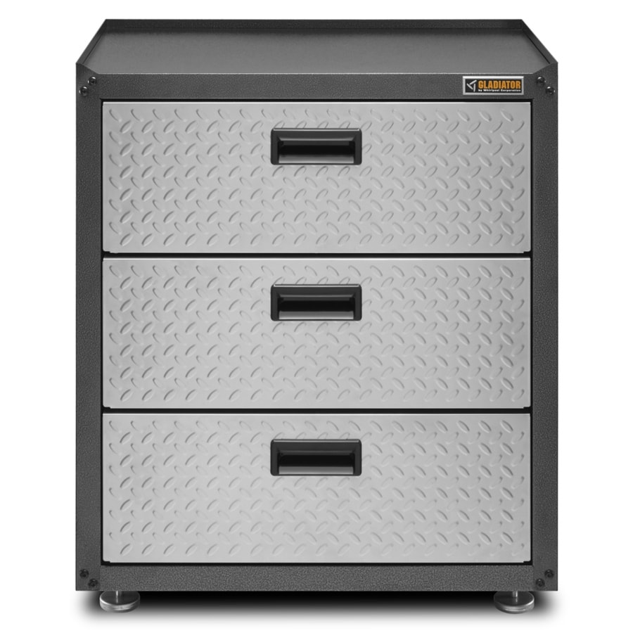 Shop Gladiator Ready-To-Assemble 3-Drawer Modular GearBox 28-in W ...