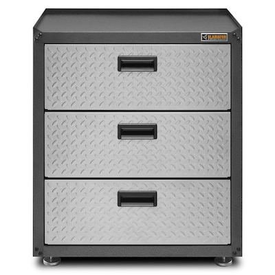 Gladiator Ready-To-Assemble 3-Drawer Modular GearBox 28-in