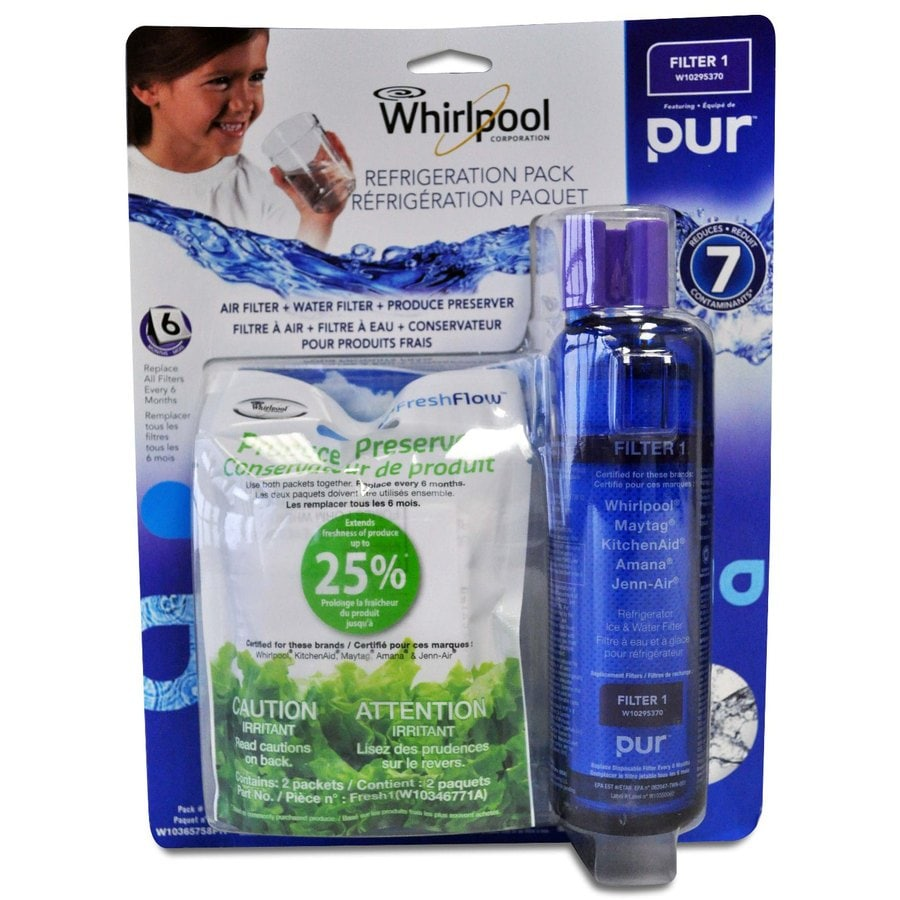 Whirlpool Refrigerator Water Filter