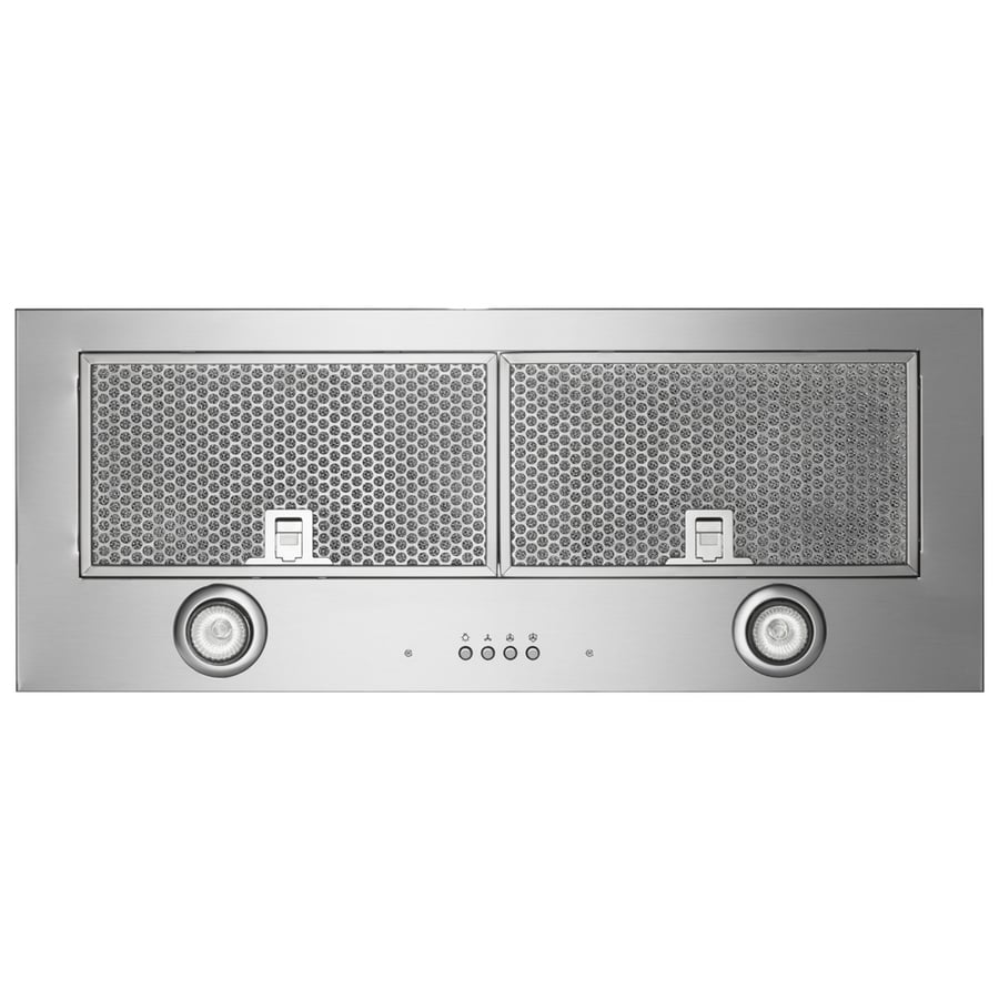 Whirlpool Ducted Wall-Mounted Range Hood (Stainless Steel) (Common: 30-in; Actual: 29.938-in)