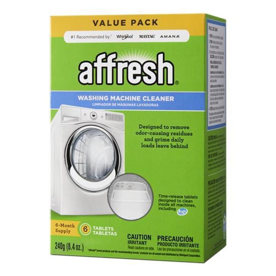 affresh 6-Pack 8.4-oz Washing Machine Cleaner Tablets