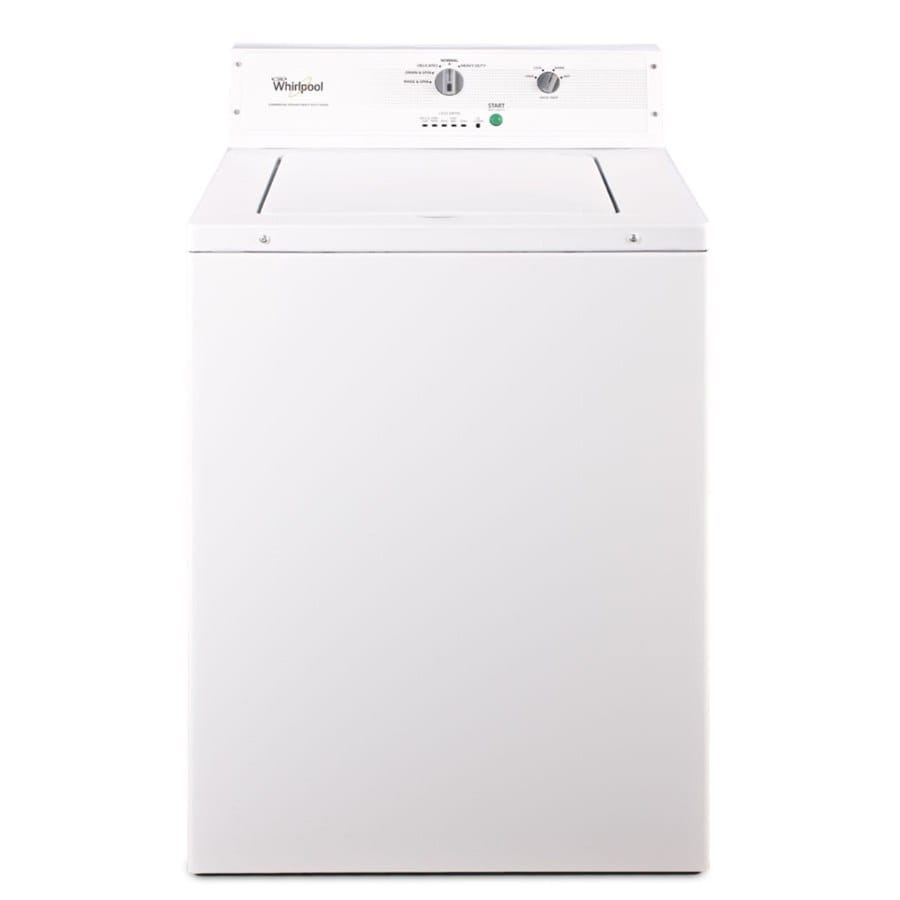 Whirlpool 2.9-cu ft Top Load Commercial Washer (White)