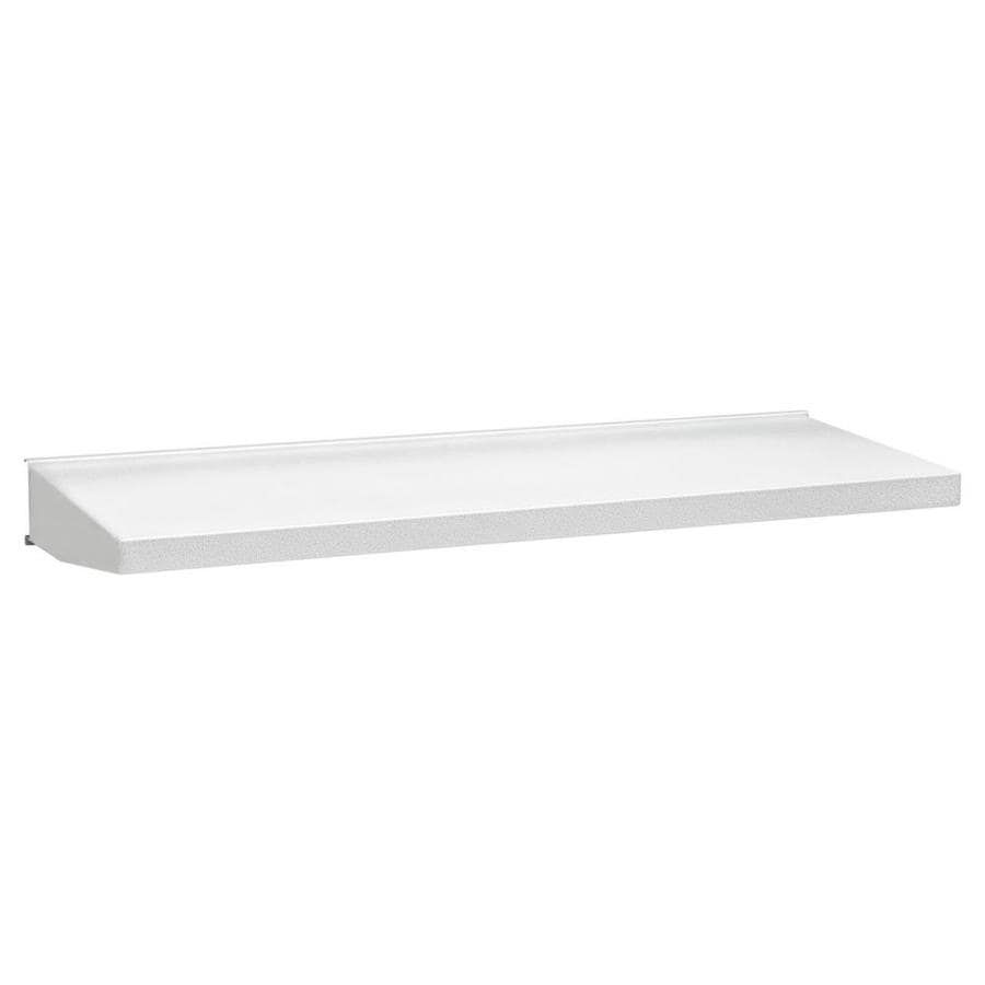 Gladiator 30-in Solid Shelf For GearTrack/GearWall 1-Piece