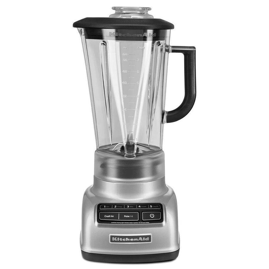 KitchenAid Diamond 60-oz Metallic Chrome 5-Speed 630-Watt Pulse Control Blender