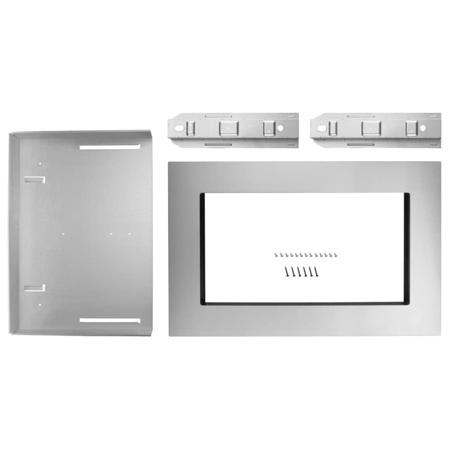 Whirlpool Countertop Microwave Trim Kit (Stainless Steel)