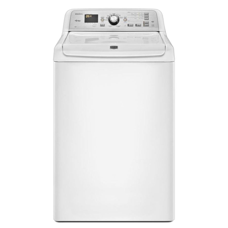 Maytag Bravos Xl 4 5 Cu Ft High Efficiency Top Load Washer