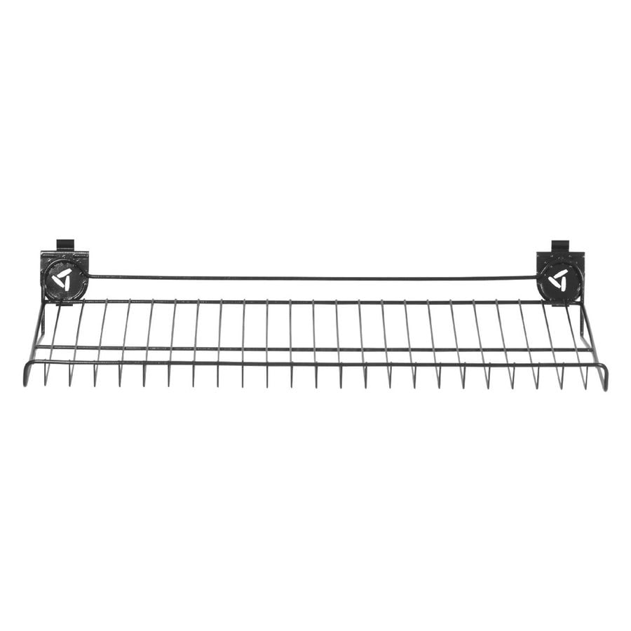Gladiator 30-in Shoe Rack For GearTrack/GearWall 1-Piece