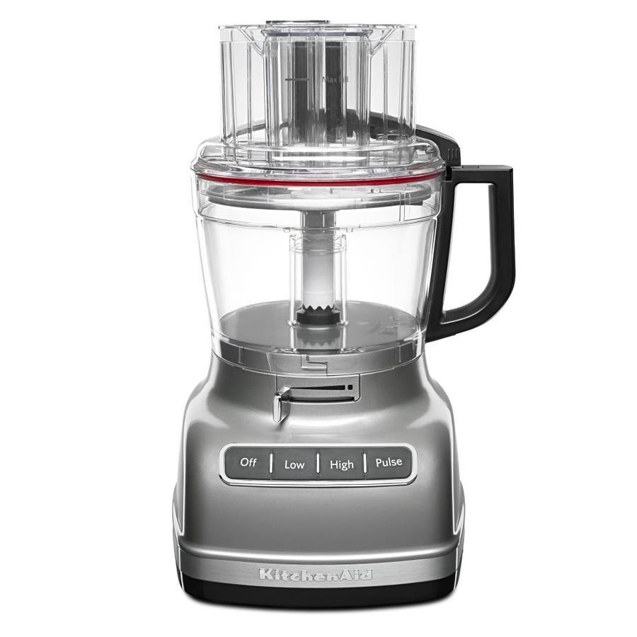 Food Processor Blades ~ Shop kitchenaid cup watt contour silver blade