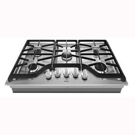 Maytag 5 Burner Gas Cooktop Stainless Steel Common 36 In