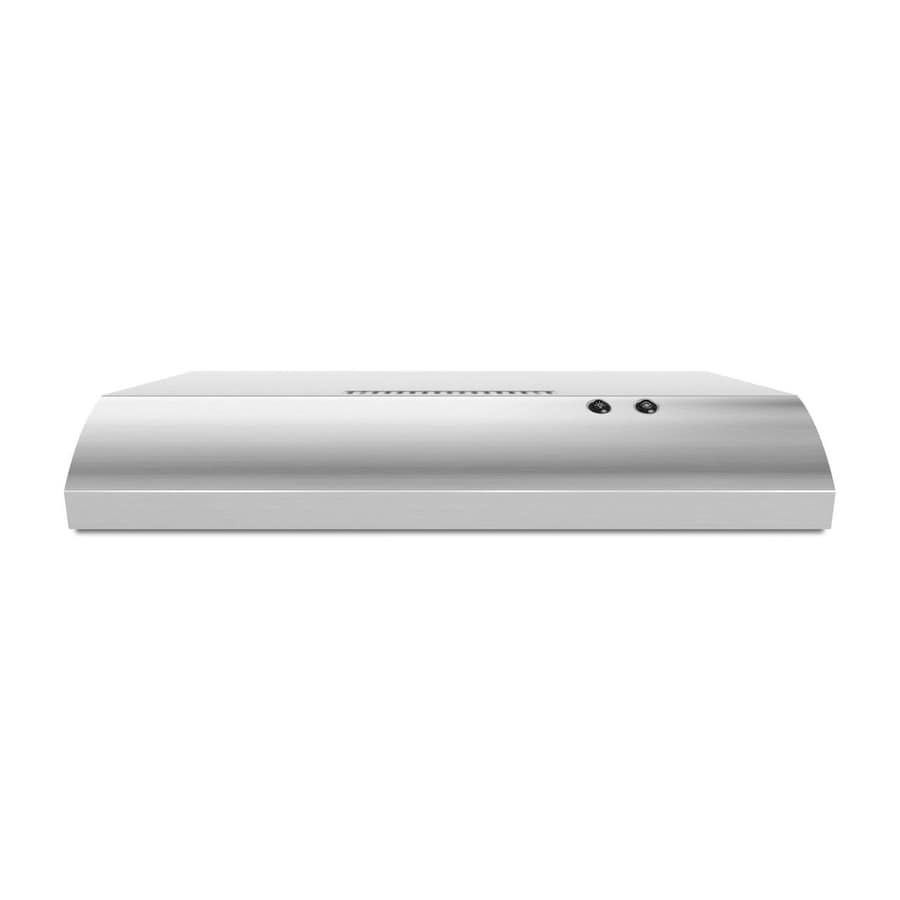 Whirlpool Undercabinet Range Hood (Stainless Steel) (Common: 30-in; Actual: 29.938-in)