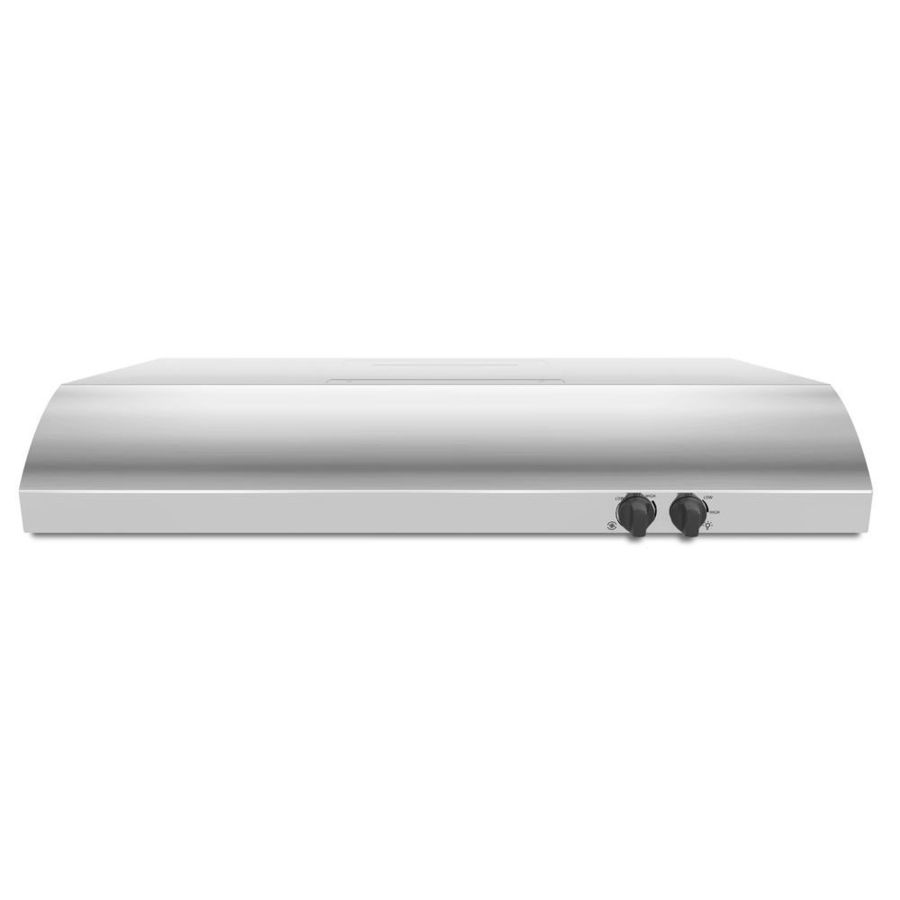 Whirlpool Undercabinet Range Hood (Stainless Steel) (Common: 36-in; Actual: 35.9375-in)