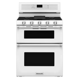KitchenAid 30 In 5 Burner 3.9 Cu Ft / 2.1 Cu Ft