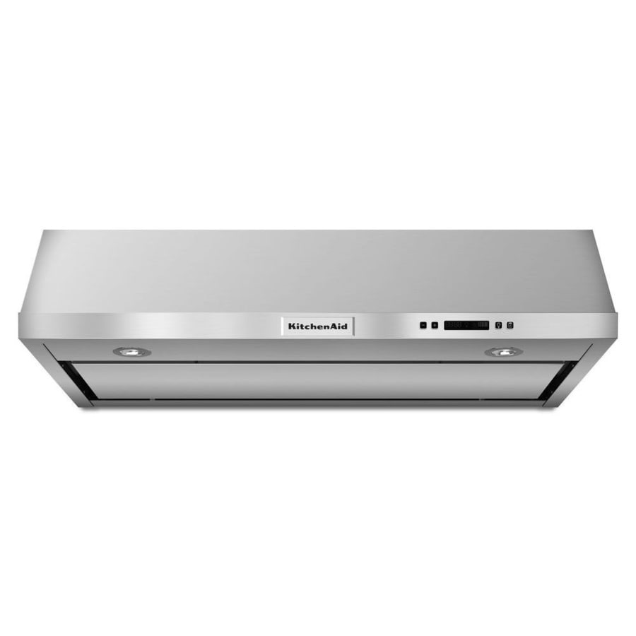 KitchenAid Undercabinet Range Hood (Stainless Steel) (Common: 36-in; Actual: 36-in)