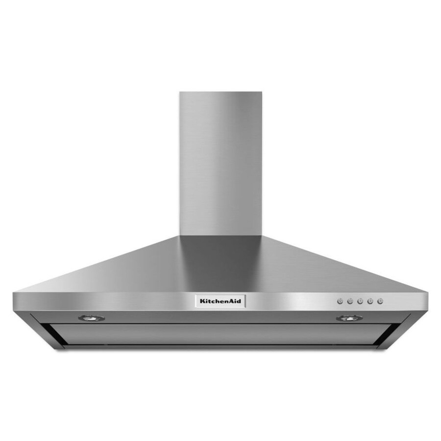 KitchenAid Convertible Wall Mounted Range Hood (Stainless Steel) (Common: 36
