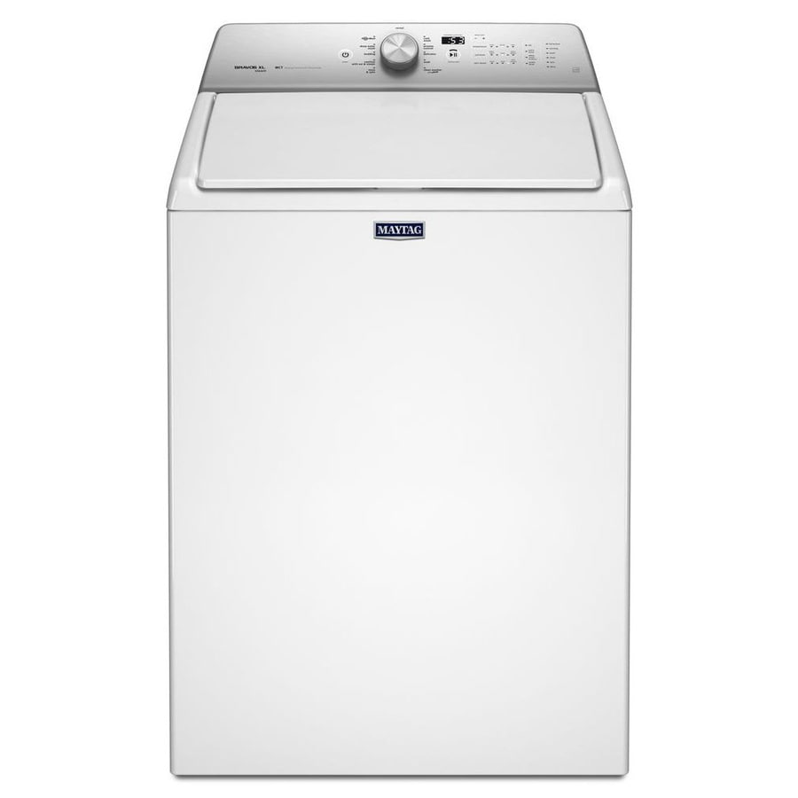 The best top load washer on the market - Maytag 4 8 Cu Ft High Efficiency Top Load Washer White Energy
