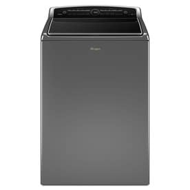 Whirlpool 5.3-cu ft High Efficiency Top-Load Washer (Chrome Shadow) ENERGY STAR