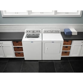 Shop Maytag 4 3 Cu Ft High Efficiency Top Load Washer