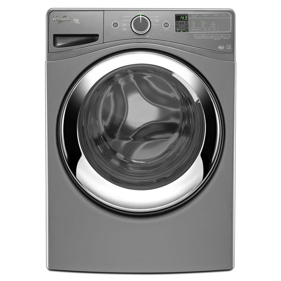 Whirlpool Duet 4 3 Cu Ft High Efficiency Stackable Front