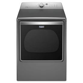 Maytag 8.8-cu ft Steam Cycle Gas Dryer (Metallic Slate)