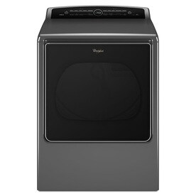 Whirlpool 8.8-cu ft Electric Dryer (Chrome Shadow) ENERGY STAR