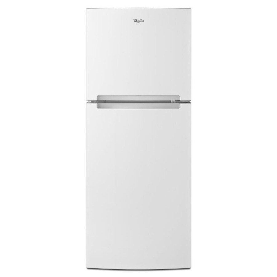 Whirlpool 10.7-cu ft Top-Freezer Refrigeratorÿ