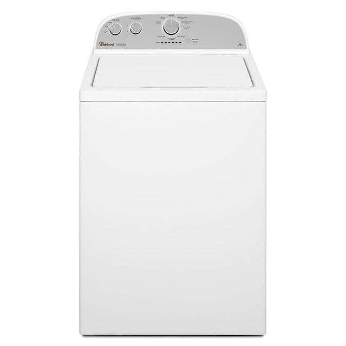 lowes appliances washers whirlpool